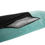 Kép 13/24 - FILEMA Széthúzhatós kanapé,   neo mint/tölgy