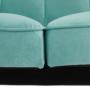 Kép 15/24 - FILEMA Széthúzhatós kanapé,   neo mint/tölgy