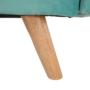 Kép 19/24 - FILEMA Széthúzhatós kanapé,   neo mint/tölgy