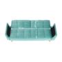 Kép 23/24 - FILEMA Széthúzhatós kanapé,   neo mint/tölgy