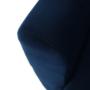 Kép 16/19 - HORSTA kinyitható kanapé,  királykék/arany