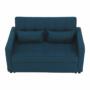 Kép 3/20 - FRENKA Kinyitható kanapé,  türkiz [BIG BED NEW]