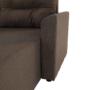 Kép 14/15 - PLAY Univerzális ülőgarnitúra,  barna