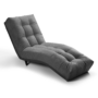 Kép 4/4 - MALIMO Relax fotel,  szürke szövet
